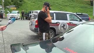 Видеозапись момента столкновения определила виновного в ДТП