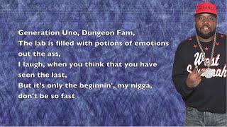 Big Boi - Royal Flush (ft. André 3000 & Raekwon) - Lyrics