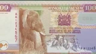 New face on Kenyan Currency ?