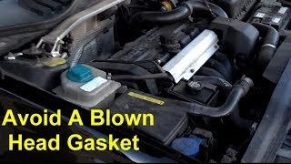 Protect your engine, avoid a blown head gasket, replace your coolant hoses - VOTD