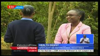 Health Digest – 24th September 2016: Why Antimicrobial Resistance is very deadly