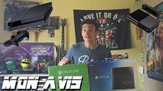 Mon Avis: PS4 VS Xbox One
