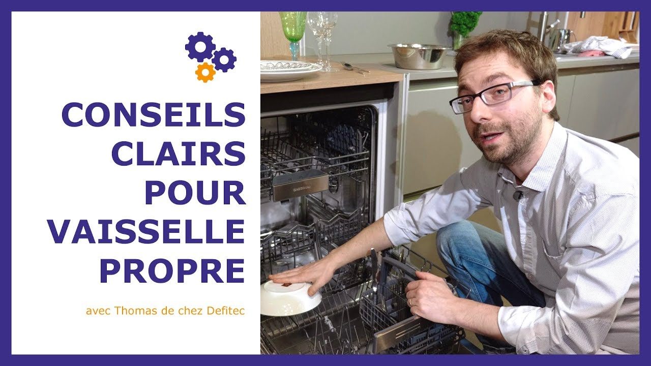 Comment ranger et vider son lave-vaisselle : la fin de nombreuses disputes de couples !
