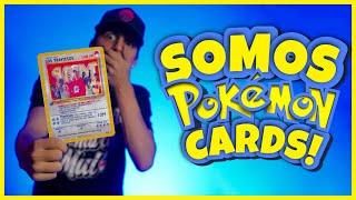 Travieso Unboxing - Nos Hicieron Cartas Pokémon De Los Traviesos!!!