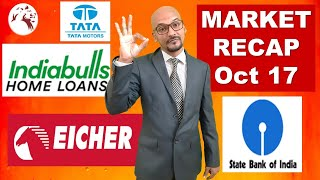 YES BANK SHARE | TATAMOTORS | LATEST MARKET NEWS | Market Recap Hindi