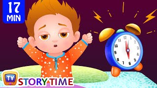 ChaCha's Time Management + More Good Habits Bedtime Stories & Moral Stories for Kids – ChuChu TV