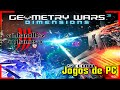 Geometry Wars Dimensions 3: timo Jogo Tipo Asteroids