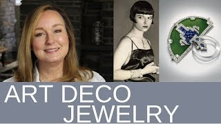 Collecting Jewelry: ART DECO Period 1920-1939 | Jill Maurer