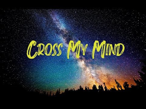 Yung Pinch - Cross My Mind (Lyrics Video)