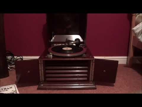 Kaahe Gumaan Kare [78RPM RECORD PLAYED ON MY 1920 COLUMBIA MERGER] K L Saigal / Tansen