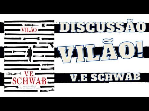 OPINIÃO LITERÁRIA: Vilão, da V.E Schwab (com spoilers!) | O que te torna um VILÃO?