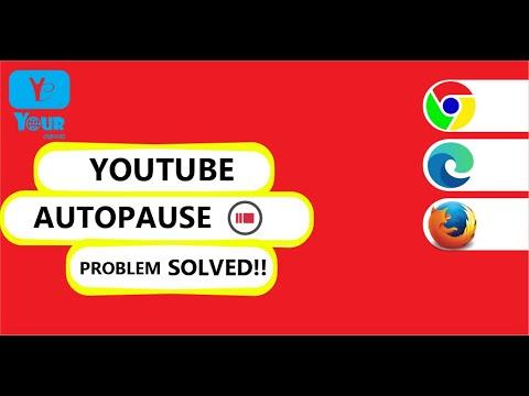 Youtube autopause problem