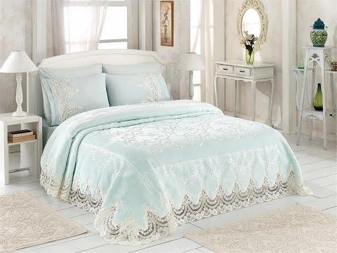 My Palace Kassel Luxus Tagesdecke / Bettüberwurf verschiedene Modelle Toptan Großhandel yatak örtüsü