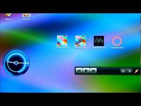 Video of Plasma Pro 5000 Live Wallpaper