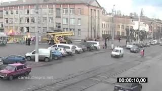Смотреть онлайн Угон Лексуса в Днепродзержинске