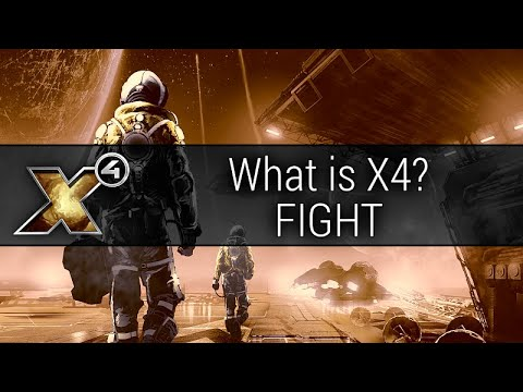 What is X4: Foundations? FIGHT (Part 2 of 6)