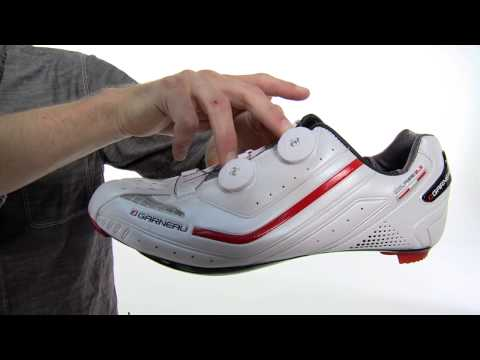 Louis Garneau Course 2LS Road Cycling Shoes Review