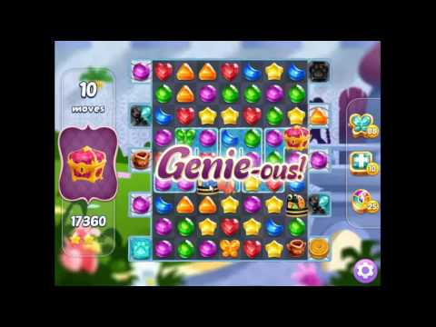 Genies & Gems level 1168