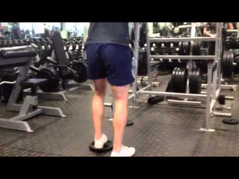 40kg plate mover squats