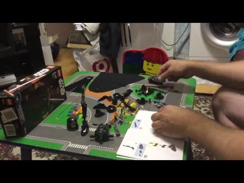 Vidéo LEGO Star Wars 75117 : Kylo Ren
