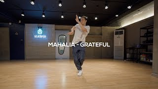Mahalia   Grateful | Jinstar Choreography