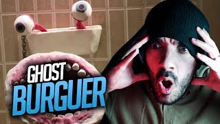 GHOST BURGUER ⭐️ Vídeo Reacción | iTownGamePlay