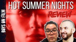 MOVIE REVIEW: Hot Summer Nights starring Timothée Chalamet