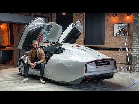 NEW CAR! Volkswagen XL1 Joins The Garage! World's Most Fuel Efficient Car