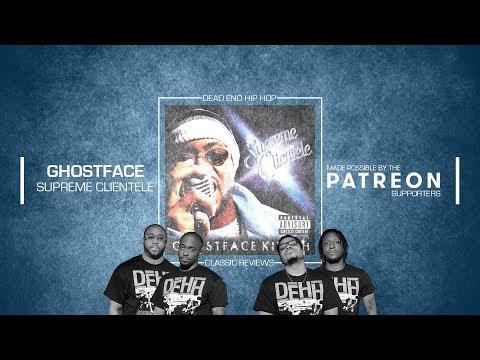 Ghostface Killah – Supreme Clientele Classic Album Preview