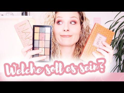 Welche soll es sein?🤔 | Schminkbox | Glitter Look | Mrs Rosarot🌹