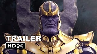 Marvels Avengers Infinity War  Official Fake Trailer