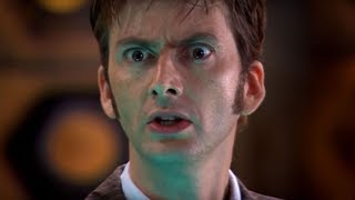 WHAT?! -  Donna Noble Arrives On The TARDIS | The Runaway Bride | Doctor Who
