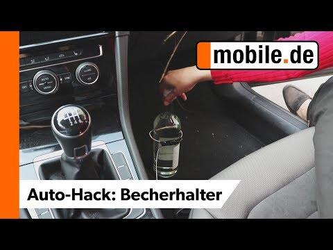 DIY-Getränkehalter fürs Auto   mobile.de