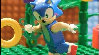 Lego Sonic the Hedgehog  - Green Hill Zone