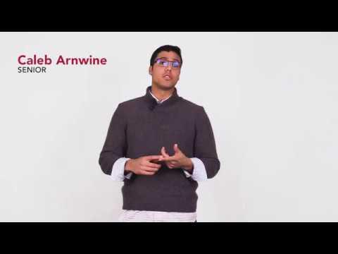Lake Forest College Transfer Profile: Caleb Arnwine