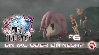 [Livestream Gameplay] [GER PC] StofftiereTV: World of Final Fantasy #6 - Ein Mu oder ein Nesh?