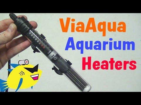 ViaAqua Quartz Aquarium Heater Review
