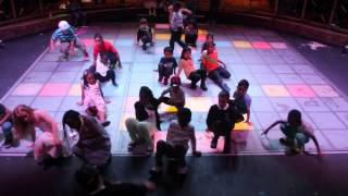 Johnny's 7th birthday (A street-dance party) (2013)