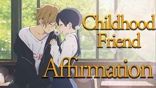 Childhood Friend Consoles You At School 【Rekken's ASMR】