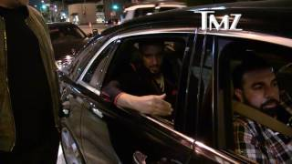 French Montana Says Uganda Kids Dance Better Than Chris Brown!!   TMZ com