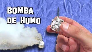 ✔ Bombas de Humo para Airsoft   Smoke bombs for Airsoft