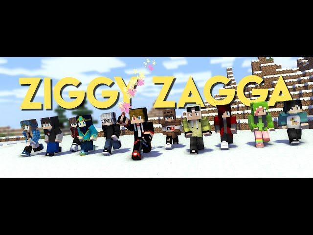 Gen Halilintar | Ziggy Zagga - Minecraft Animation