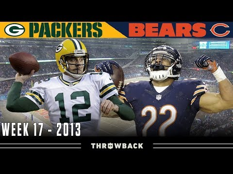 """4th and 8"" (Packers vs. Bears, 2013 Week 17)"
