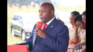 Ijambo ryasozereye amasengesho mpuzamadini ryashikirijwe n'Umunyamabanga mukuru w'Umugambwe CNDD-FDD