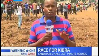 RACE FOR KIBRA: Jubilee's candidate McDonald Mariga sets camp in DC grounds, Kibra