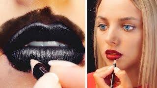 9 กลวิธีของสาวๆ เพื่อทำให้คุณดูสวยแพง || วิธีที่ทำให้คุณดูดีทันตา