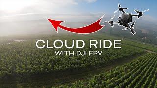 RIDING CLOUD - DJI FPV