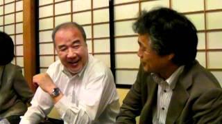 22会 還暦同窓会 まつ家にて 2011.11.03