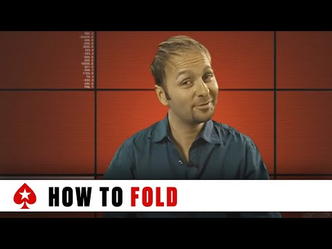 The Art of Folding a Good Poker Hand 1