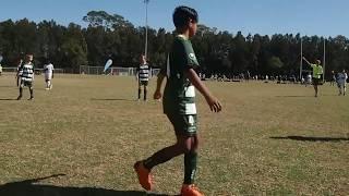 WPFC vs Gold Coast U10 second 1/3  020918